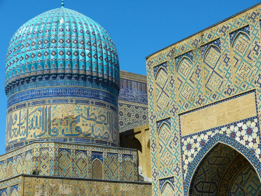 Var ska man resa över påsk? Uzbekistan