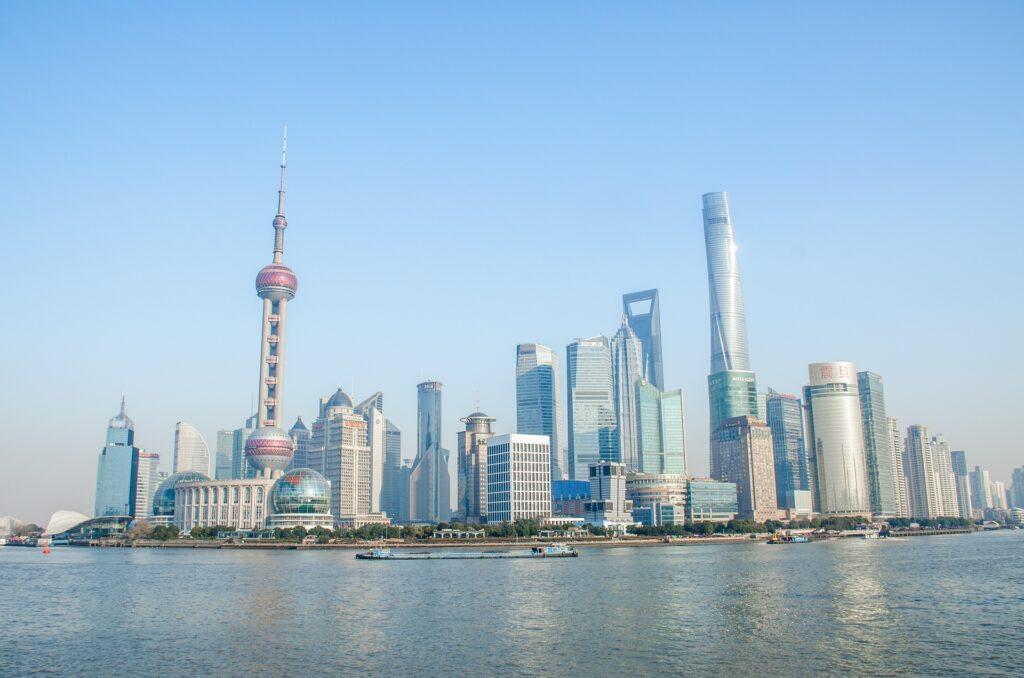 Världens högsta byggnader - shanghai tower