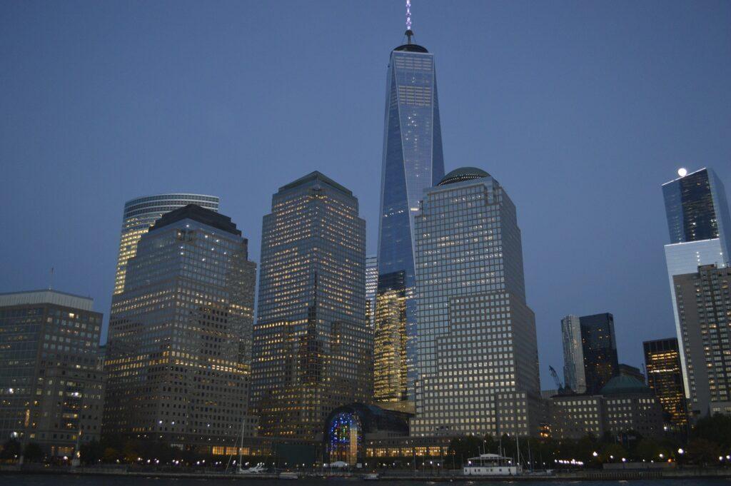 Världens högsta byggnader one world trade center