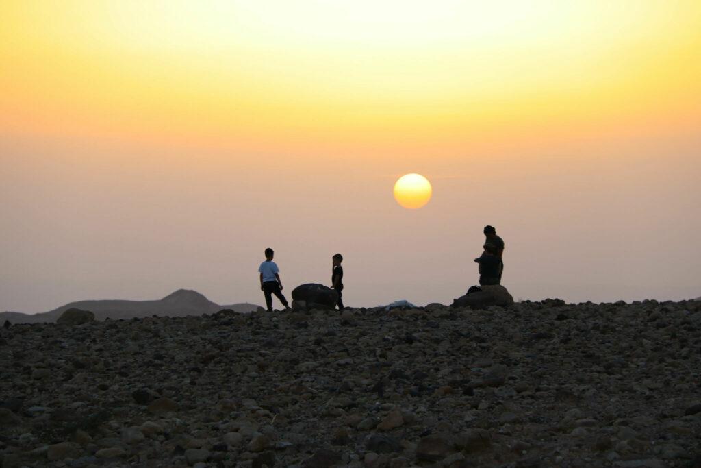 bästa tiden att åka till Jordanien