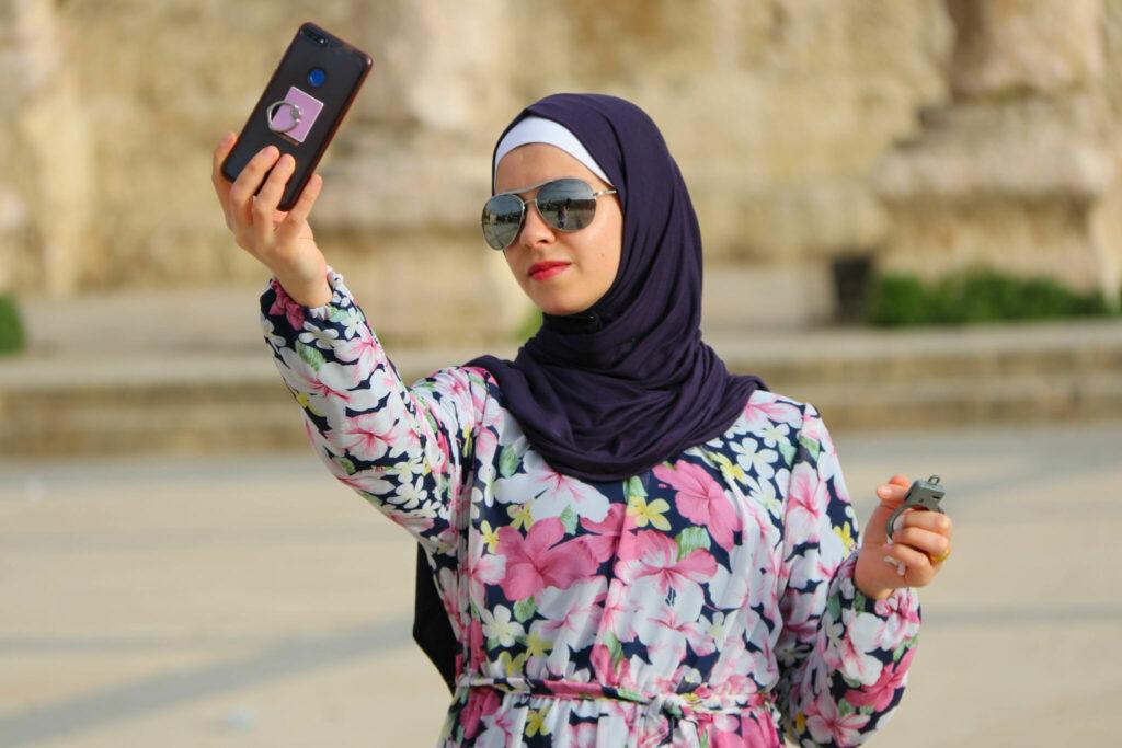 resa till Jordanien som ensam kvinna