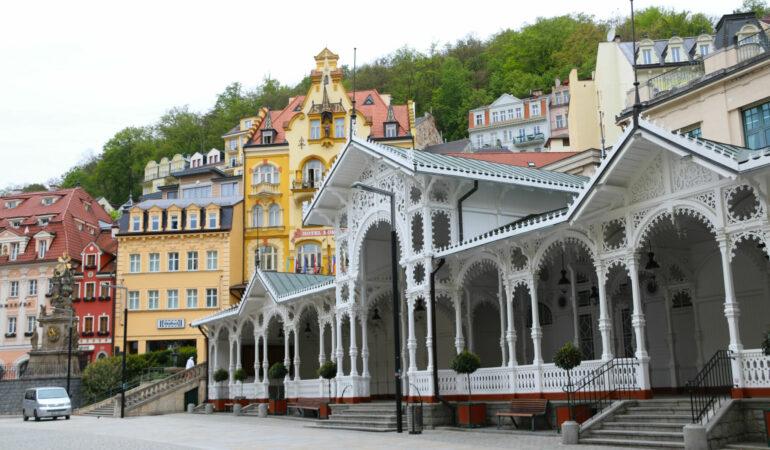 Vackra Karlsbad i Tjeckien – den perfekta kombinationen med Prag