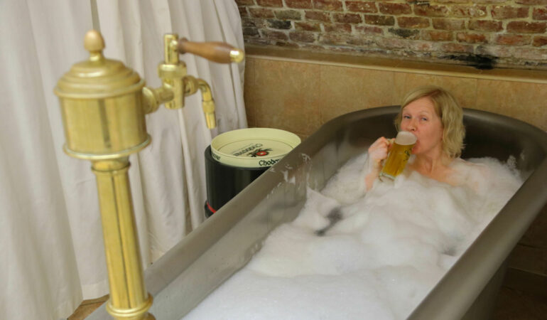 Ölspa i Tjeckien – en riktigt trevlig grej att prova