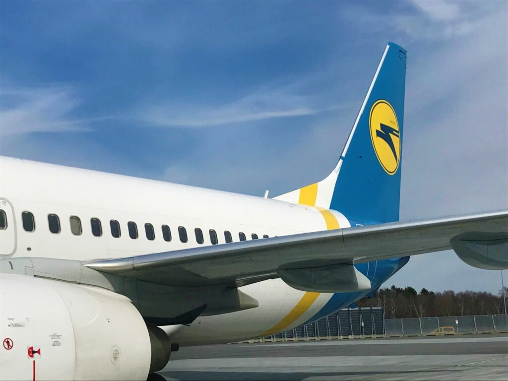 Att flyga med Ukraina Airlines