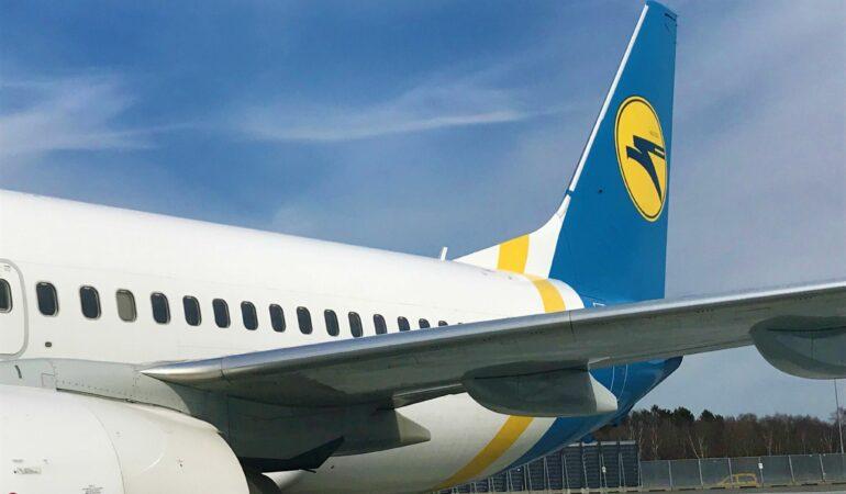 Att flyga med Ukraina Airlines, hur är det egentligen?