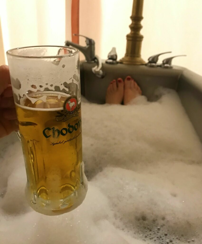 Ölspa i Tjeckien