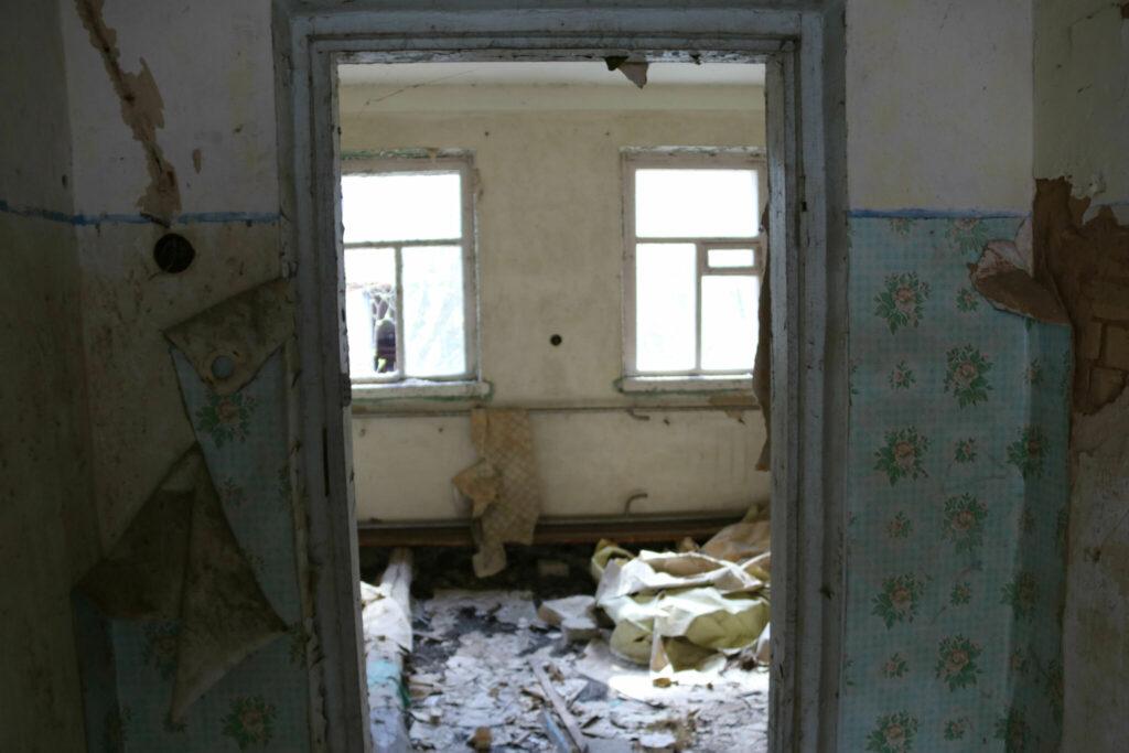 innan du åker till Tjernobyl
