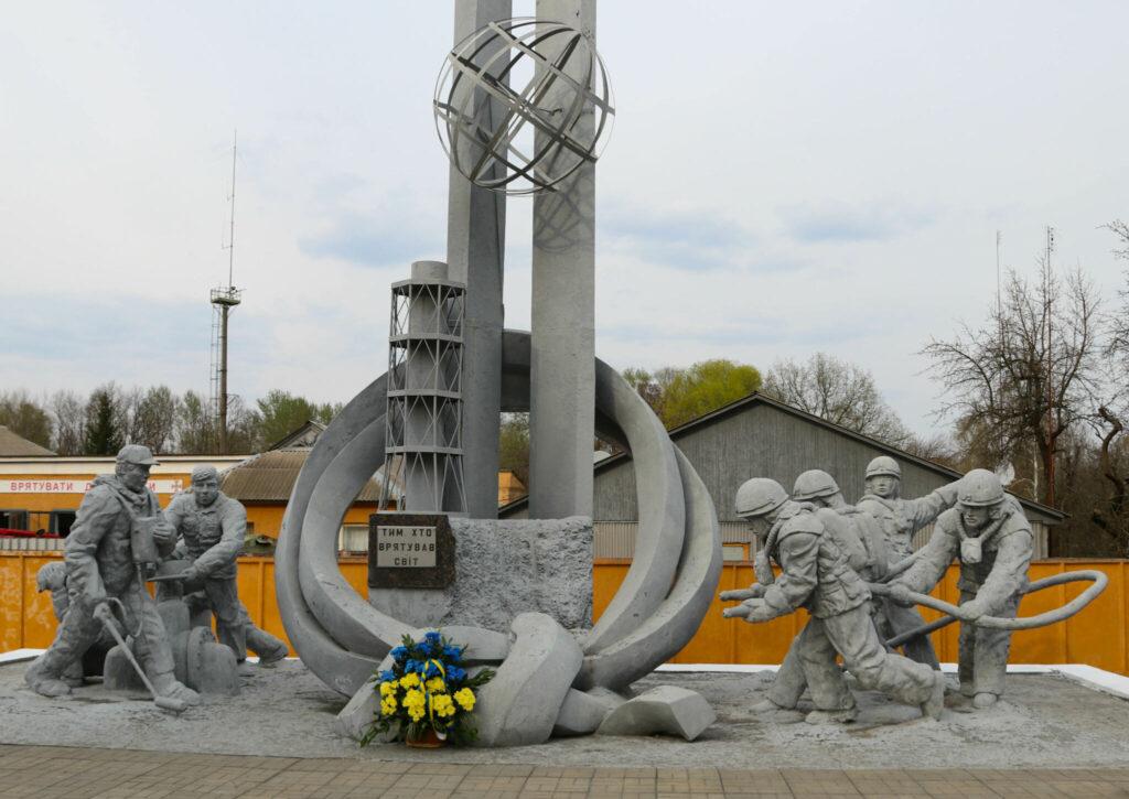 Heldagtstur till Tjernobyl