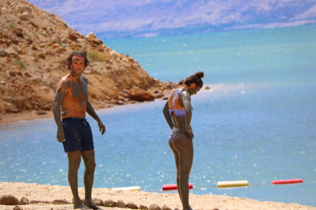 bada i Döda Havet