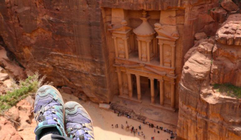 Att resa till Jordanien som ensam kvinna