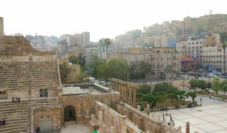 Att se och göra i Amman – 9 tips efter min dag i Jordaniens huvudstad