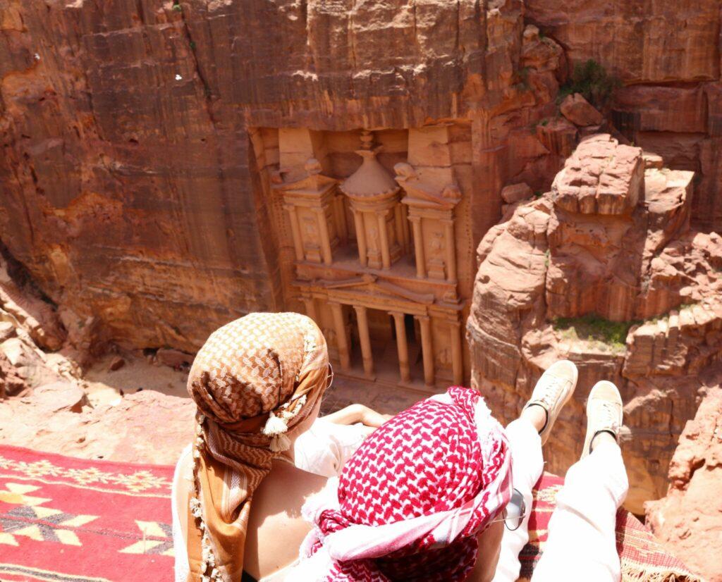 se och göra i Jordanien - Petra