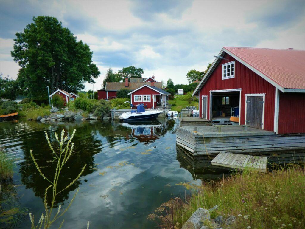Bästa stoppen längs E4an genom Norrland Bönan