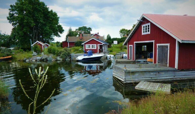 Bästa stoppen längs E4:an genom Norrland