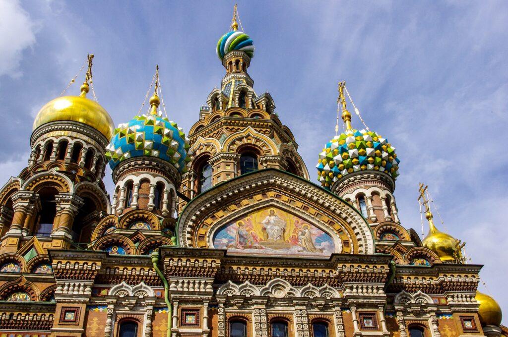 Världens största länder ryssland