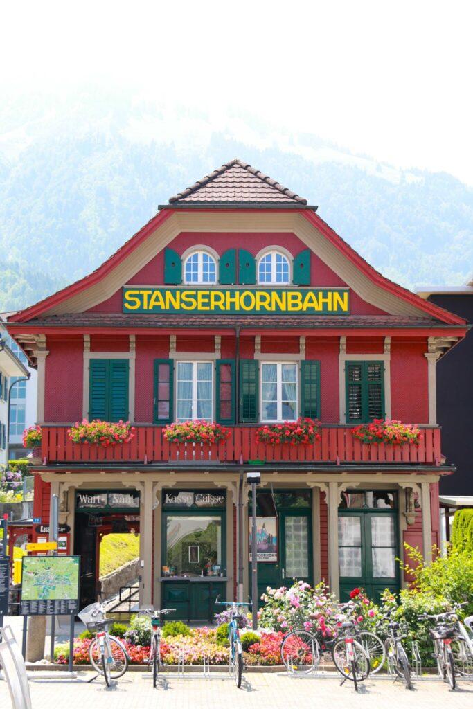 Stanserhorn-linbanan