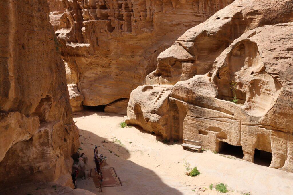 Little Petra - se och göra i Jordanien
