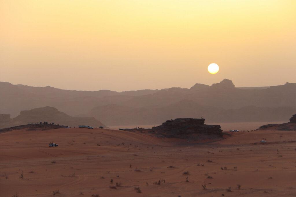 se och göra i Jordanien - Wadi Rum