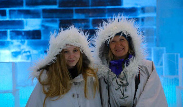 Ishotellet i Jukkasjärvi – vi har varit på besök i Narnia
