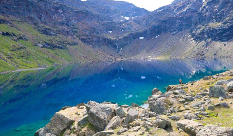Vandring till Trollsjön, Abisko – när det går hajp i vandringar