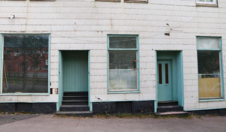 Spökstaden Malmberget – och gruvan tar det den vill ha