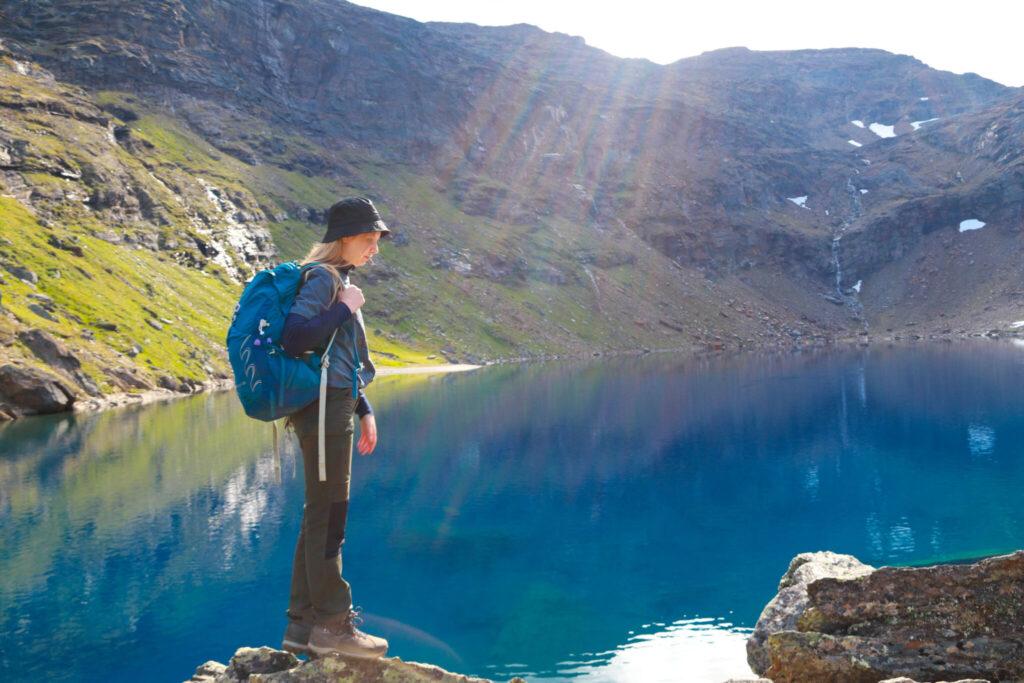 Vandring till Trollsjön