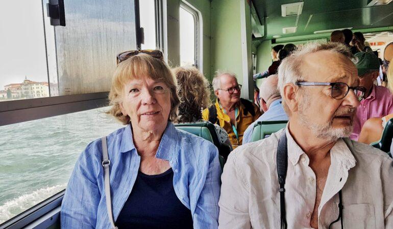 Att åka DN-tåget till Europa, hur är det? Vi har kollat med en som var med
