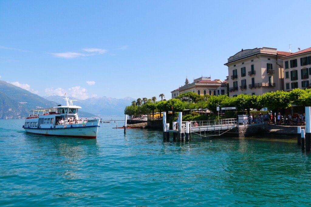 Gardasjön eller Comosjön