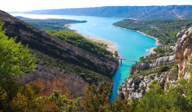 Gorges du Verdon – en heldag längs Frankrikes häftigaste kanjon