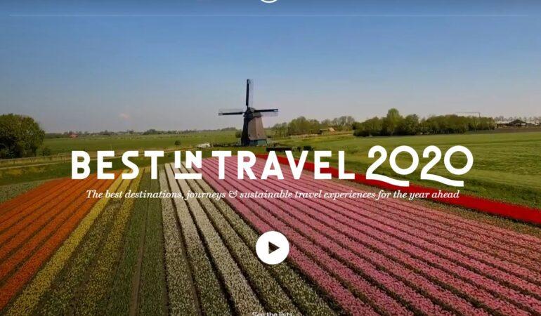Best in travel 2020 enligt Lonely Planet – och vad vi tycker om listan
