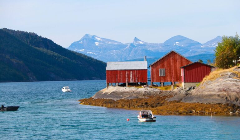 Vägen till Narvik – en försmak av Norge och oj vilken försmak sen!