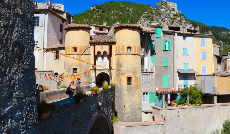 Train des Pignes – en tågresa i Provence, bland slott, raviner och byar