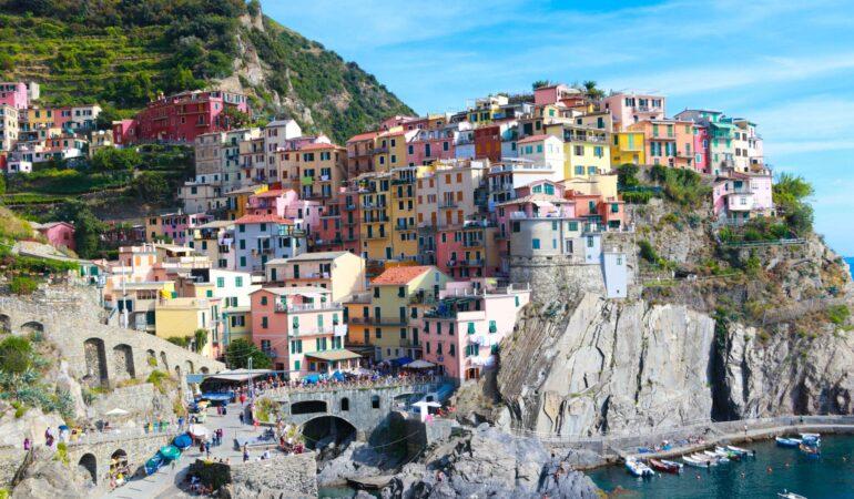 Byarna i Cinque Terre – vilken by är bäst och var ska man bo?