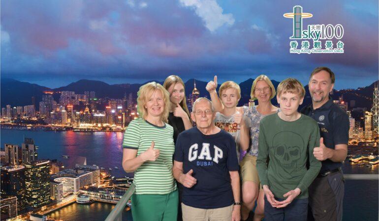 Hemma igen från Hong Kong och Seoul – så har vår höstlovs- och 3-generationsresa varit