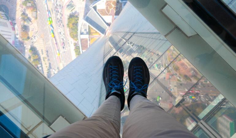 Lotte World Tower, Seoul – att åka upp i världens 6:e högsta byggnad