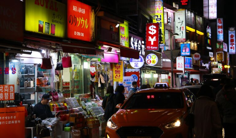 Seouls coolaste områden – dessa rekommenderar vi att besöka