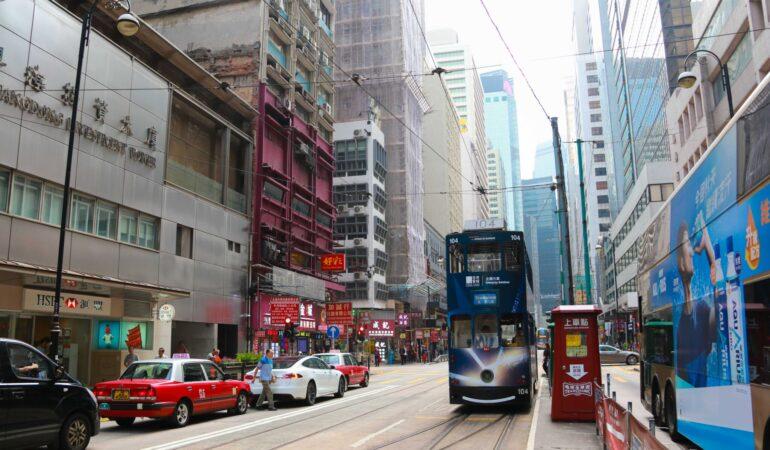 Att känna sig hemma på en plats på andra sidan jorden – SoHo i Hong Kong