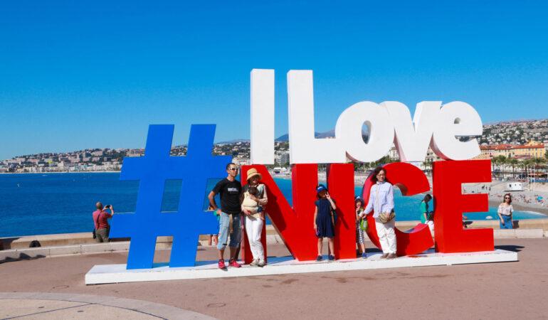 11 saker att se och göra i Nice med omgivningar längs Franska Rivieran