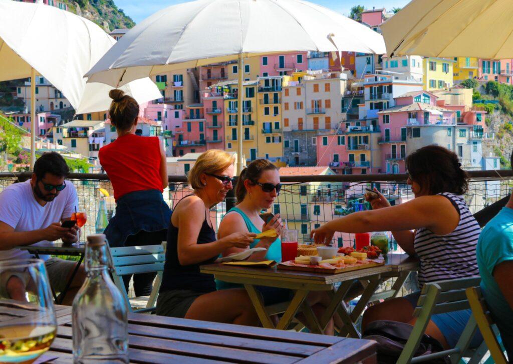 Är Cinque Terre en turistfälla
