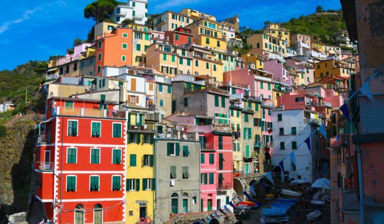 Är Cinque Terre en turistfälla?