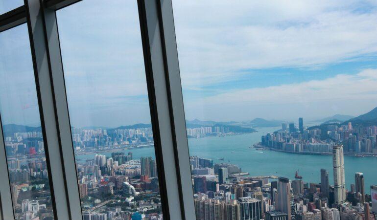 Att besöka Hong Kongs högsta byggnad, International Commerce Center – Sky 100 eller Ritz Carlton?