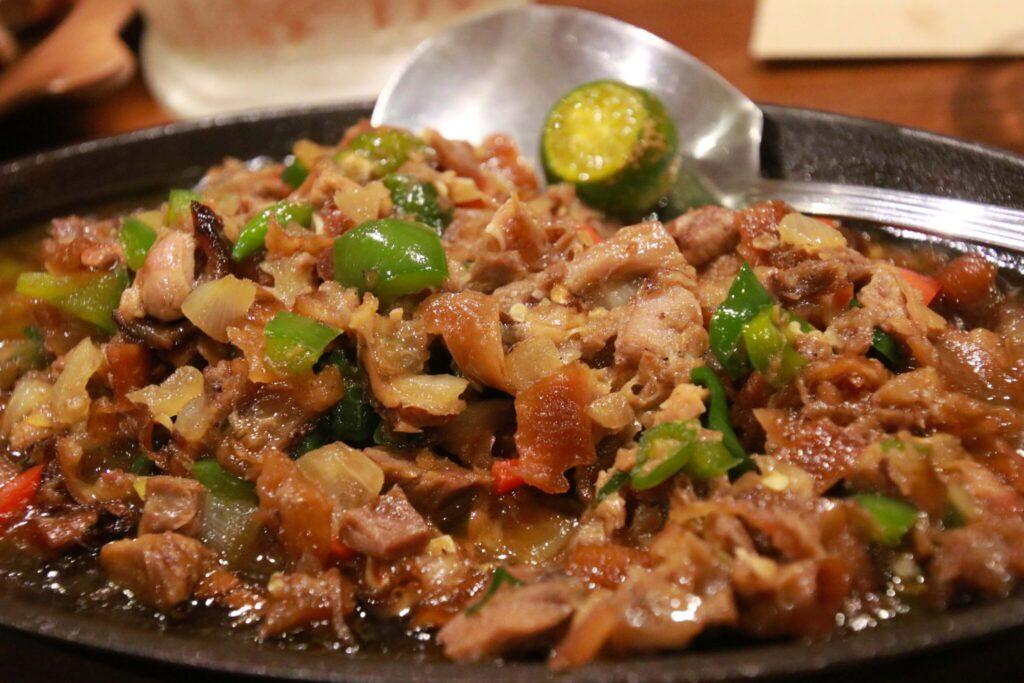 Mat i Filippinerna