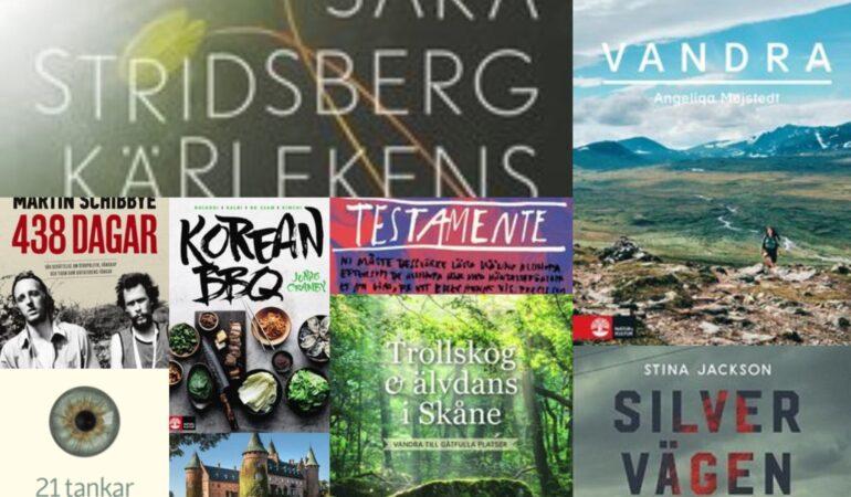 Bästa fynden på bokrean – reseböcker och läsning på resan