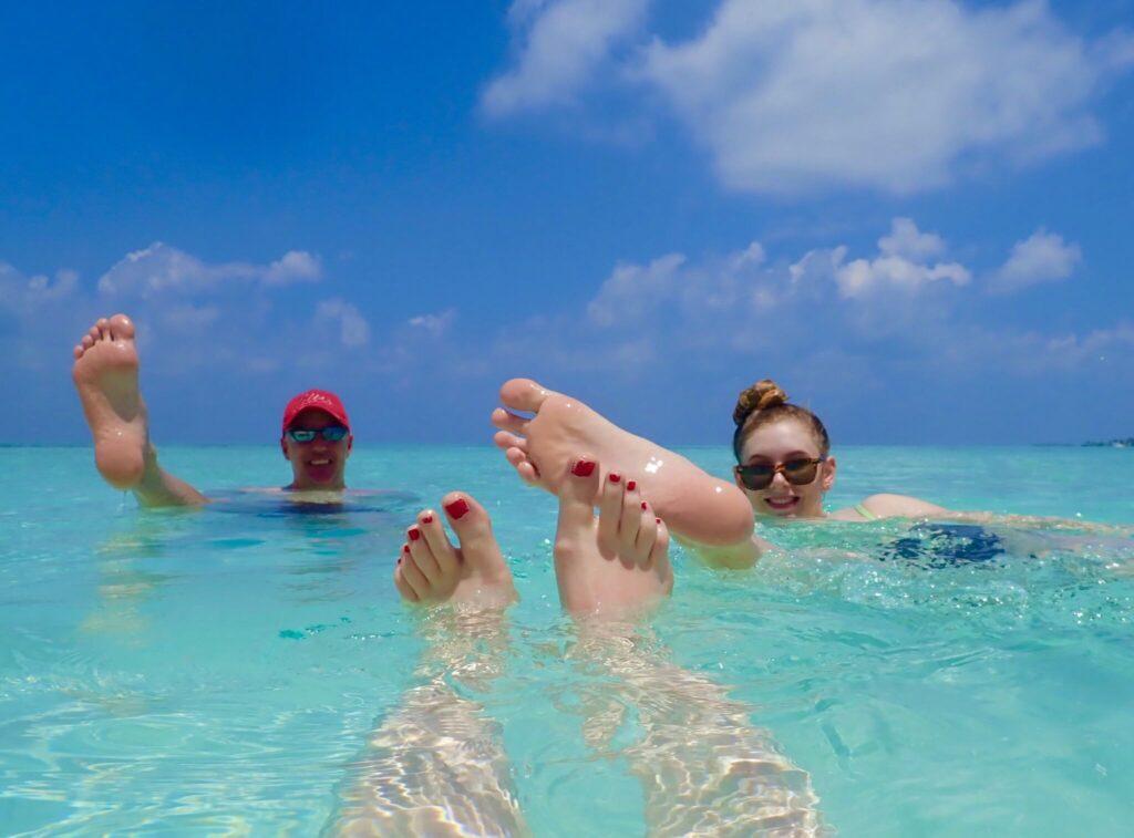 utflykter på Maldiverna
