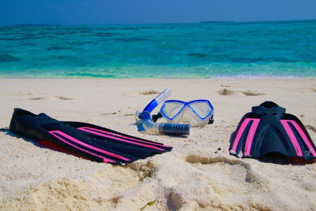 packa till Maldiverna