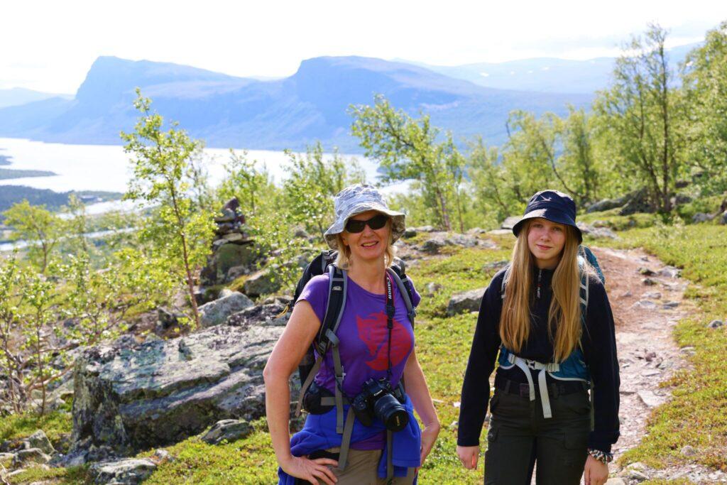 Packlista för vandring i fjällen | Utrustning & mat