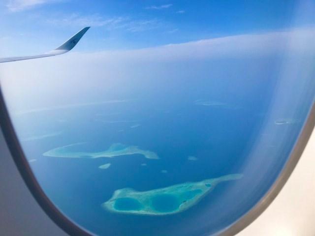 Omboka flyg på grund av Corona