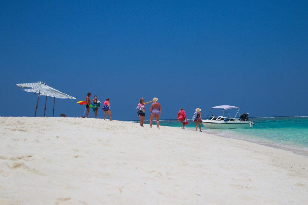 resa billigt till Maldiverna