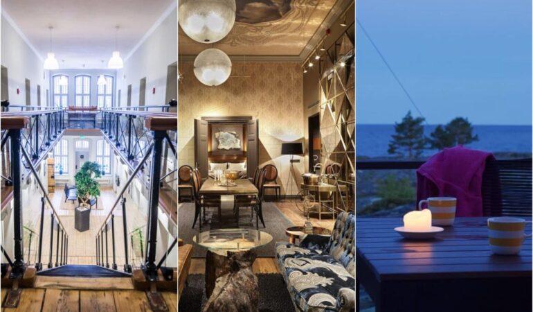 Var ska man bo i Umeå? – några riktigt trevliga hotell