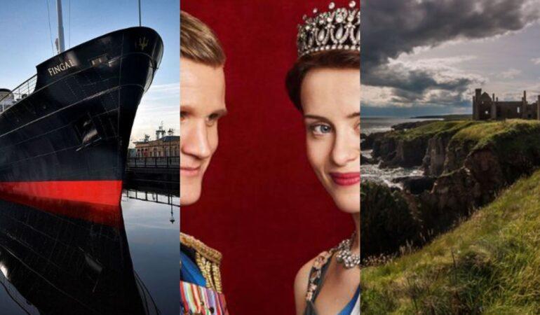 Att resa till platserna i netflixserien The Crown – dessa vill vi absolut besöka